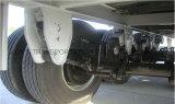 半40のFTの三車軸容器の平面のトレーラー(3つの車軸) (単一のタイヤ)