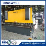 Freno hidráulico de la prensa del CNC del metal de hoja (WC67Y)