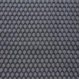 Tela 100% de acoplamiento del espaciador del emparedado del poliester para los zapatos