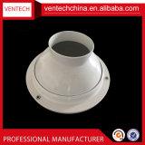 Отражетель пятна вентиляции круглый алюминиевый съемный