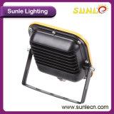 Illuminazione gialla quadrata dell'inondazione del nero 150W IP67 LED (SLFO115)