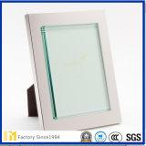 Vidrio de flotador claro del SGS para el marco de la foto