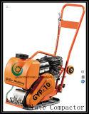 Compacteur de plaque vibratoire routier avec supports de chocs robustes Gyp-10