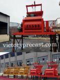 500L mezclador concreto para la venta con la productividad 20-30m3/H, fabricante de Henan