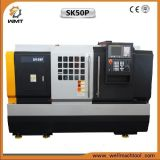 Sk50p Máquina de torno CNC de centro de torneado de pie rígido
