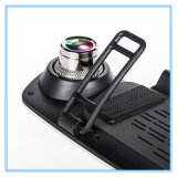 De volledige Dubbele Camera van de Spiegel van de Lens HD Rearview met Auto DVR