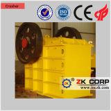 Trituradora de quijada grande de la explotación minera de la exportación que introduce
