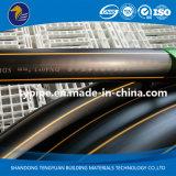 Трубопровод пластмассы полиэтилена газа диаметра полного диапасона