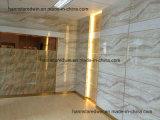 Folha laminada do PVC, folha de mármore do PVC, placa dos interiores