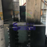 Quadratischer Aluminiumblock der chip-Y83L-5000, der die Maschine herstellt (automatisch)
