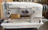 Flat Bed Lower Alimente ziguezague máquina de costura Grande Gancho
