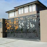 Poort van de Werf van het aluminium de Voor voor Villa