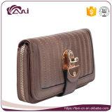 Бумажник пасспорта PU кожаный RFID новой конструкции Fani для перемещения