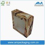 Het duurzame Vakje van het Karton van het Document van de Kwaliteit Verpakkende Leveranciers Afgedrukte voor de Koekjes van de Bakkerij