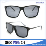 New Coming Unisex Tr-90 Frame Spectacles Polarized Sunglasses