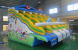 판매 (HL-009)를 위한 0.9mm PVC 방수포 거대한 팽창식 활주
