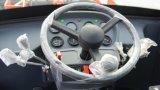 Mini chargeur de frontal d'Eougem Gem930 avec le contrôle hydraulique de manche