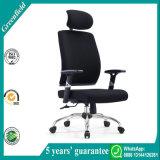 La mejor silla moderna cómoda negra de la oficina del estilo del imperio