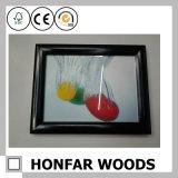 Blocco per grafici di legno decorato della foto con buona qualità