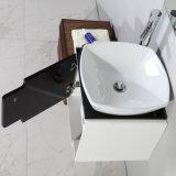 Unidade impermeável elevada da vaidade do banheiro da pintura de lustro