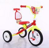 세발자전거 아이들 Tricycle&#160가 간단한 아기 세발자전거에 의하여 농담을 한다;
