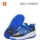 Schoenen van de Sporten van de Rolschaats van de manier de Intrekbare voor Kinderen