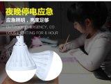 In het groot LEIDEN van de Noodsituatie van de Bollen van de Verlichting van het Huishouden Navulbare 9W 12W E27 Intelligente Licht