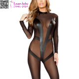 Catsuit fin avec le type neuf Bodystocking sexy L15516 de V-Groupe