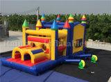 De beste Speelplaats van de Hindernis van de Prijs Opblaasbare voor Jonge geitjes en Volwassenen
