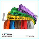 Polyester der Qualitäts-6t, das ringsum Riemen anhebt