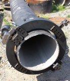 Hydraulisch-Typ hydraulischer Rohrausschnitt und abschrägenmaschine
