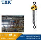 Txk 상표 500kg 휴대용 사슬 블럭
