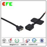 Китай подгонял магнитный разъем зарядного кабеля 4pin