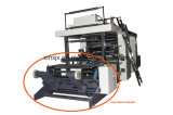 容易な操作安定したボディ4カラーフレキソ印刷の印字機