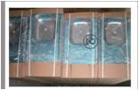 Bassin de cuisine simple bon marché d'acier inoxydable de cuvette de Jnj825 100*50*14.5 cm avec le panneau de drain