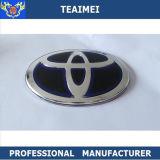Эмблема изготовленный на заказ Epoxy стикера голубая и черная автомобиля значка