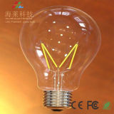 Triac Dimmable Glass LED Filament Bulb