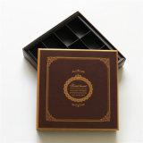 Het met de hand gemaakte Vakje van de Chocolade van het Document