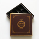 Büttenpapier-Schokoladen-Kasten