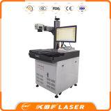 A melhor máquina da marcação do laser da fibra da tabela do tipo 50W para metais