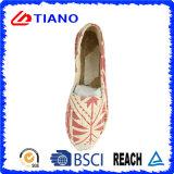 Madame plate et confortable Shoes (TN36707) de mode de pêcheur de santals