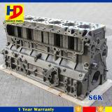 Het Blok van de Cilinder van de Vervangstukken S6k E200b van de Motor van graafwerktuigen 320b 320c