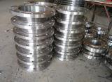 Bride modifiée de collet de soudure d'acier inoxydable de la norme ANSI rf 304L