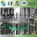 Máquina de rellenar del animal doméstico del SGS del jugo automático de la botella