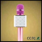 Teléfono móvil KTV inalámbrico portátil Micrófono inalámbrico Bluetooth Handheld Karaoke Speakers