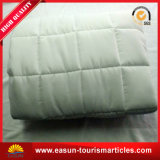 Cheap King Size Handmade Polyester Quilt Set para Airline