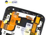 Schermo del rimontaggio per l'Assemblea del convertitore analogico/digitale di tocco della visualizzazione dell'affissione a cristalli liquidi di Motorola X2 Xt1092 Xt1095 Xt1096 secondo