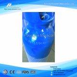 Cilindro ad ossigeno e gas dell'acciaio senza giunte del rifornimento della fabbrica, cilindro di ossigeno