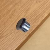 Ручка мебели сплава цинка круглая