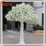 10f Arbre blanc de fleurs de cerisier artificiel pour la décoration de mariage